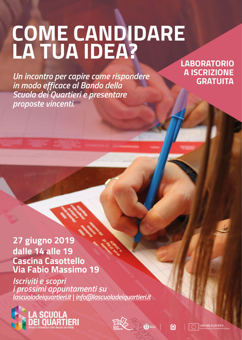 Come candidare idea