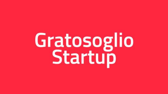 Gratosoglio Startup