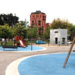 p.le Segesta, giardino pubblico