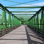 Ponte ciclabile Parco Nord